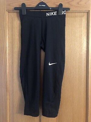 Nike Black Leggings, Size XS