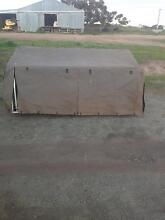 Canvas ute canopy and frame, single cab Albany Albany Area Preview