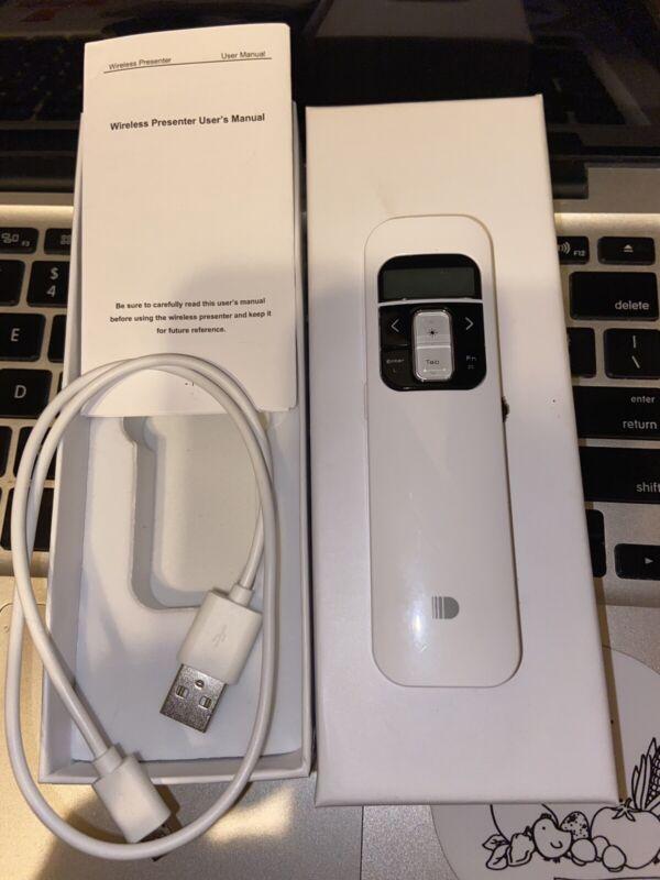 Wireless Laser Pointer Presenter Clicker PowerPoint Presentation Remote Control