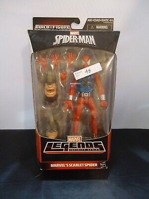 Marvel Legends 2015 Spider-Man Infinite Series Scarlet Spider NEW