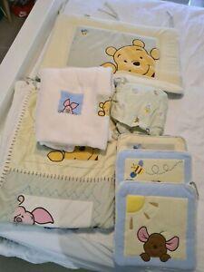 Pooh Bear Bedding Items