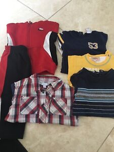 Nike Tracksuit and 4 shirts for 18 months boy