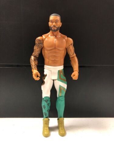 WWE Mattel Street Profits Montez Ford Series 108 figure loose