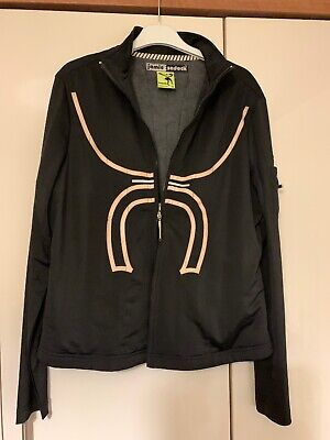 Jamie Sadock Medium TennIs 2 Way Zip Jacket