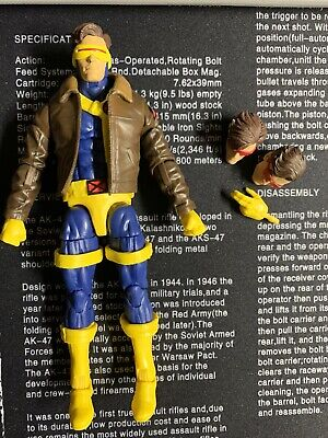 Marvel Legends (Cyclops ONLY ) Love Triangle 3 Pack X-Men Loose Figure Hasbro
