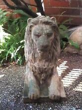 Lion garden statues - Pair Windsor Brisbane North East Preview