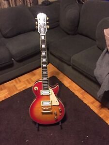 Epiphone custom pic up seymour duncan