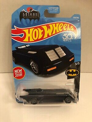 2017 Hot Wheels BATMAN 3/5 TV Series Batman The Animated Series 359/365 (Int.)