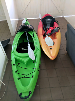 DOUBLE KAYAK DEAL! $1000 ono