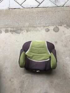used booster seat