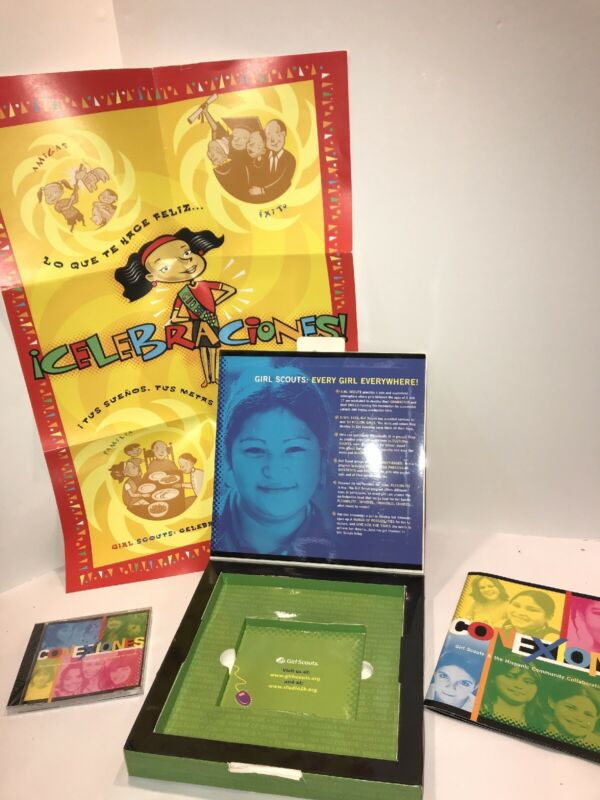 Girl Scouts Rare Conexiones Hispanic Community Connection Package