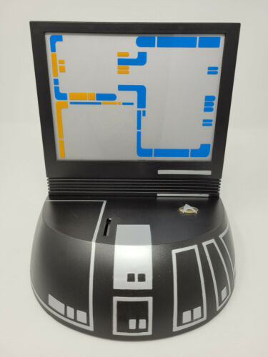 Star Trek: The Next Generation Electronic Console Bank by Thinkway Toys 1994