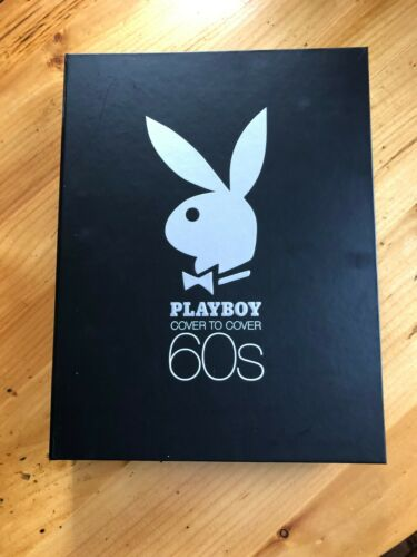 Playboy Cover to Cover 60s Box Set with DVD