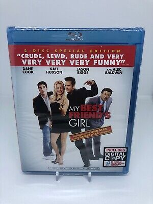 My Best Friend's Girl [Blu-ray]  2 Disc Special Edition Brand New