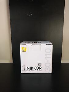 Nikon 1 lens (30-110mm) Punchbowl Launceston Area Preview