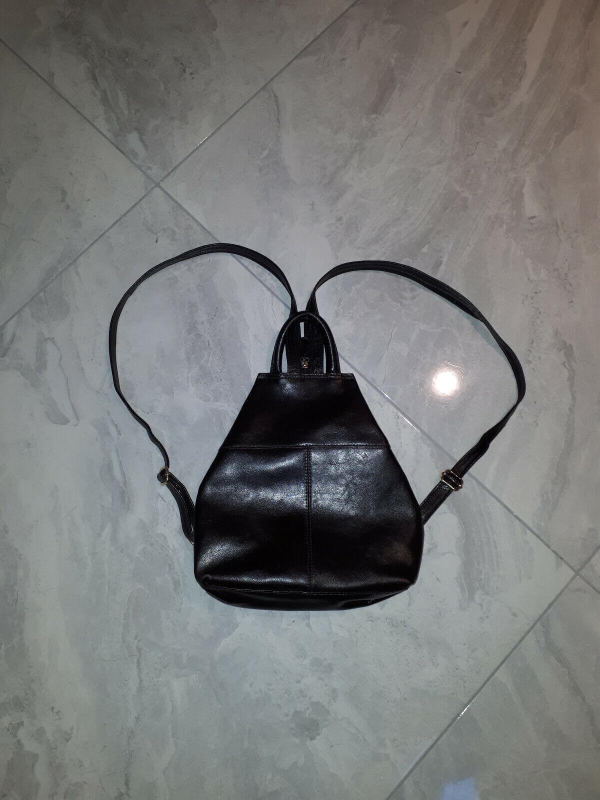 Damenrücksack Handtasche, Dunkelbraun