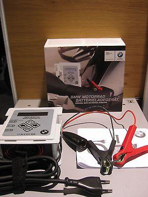 OE BMW Motorrad Batterieladegerät  R1150R RS RT GS 77028551896