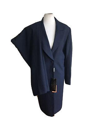 CHANTELLE Fashion LTD Women Stunning Navy Blue Pant Suit Size Size 16