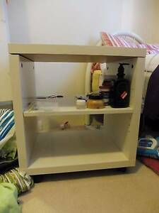 Ikea Bedside Table (cubic) for SALE Randwick Eastern Suburbs Preview