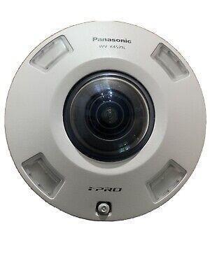 Panasonic Wv-x4571l I-pro 360 Outdoor Ptz Daynight 9mp Network Camera