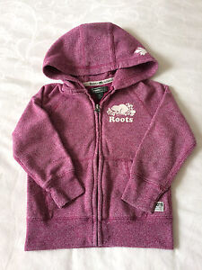Chandail 3T Roots Hoodie 3T