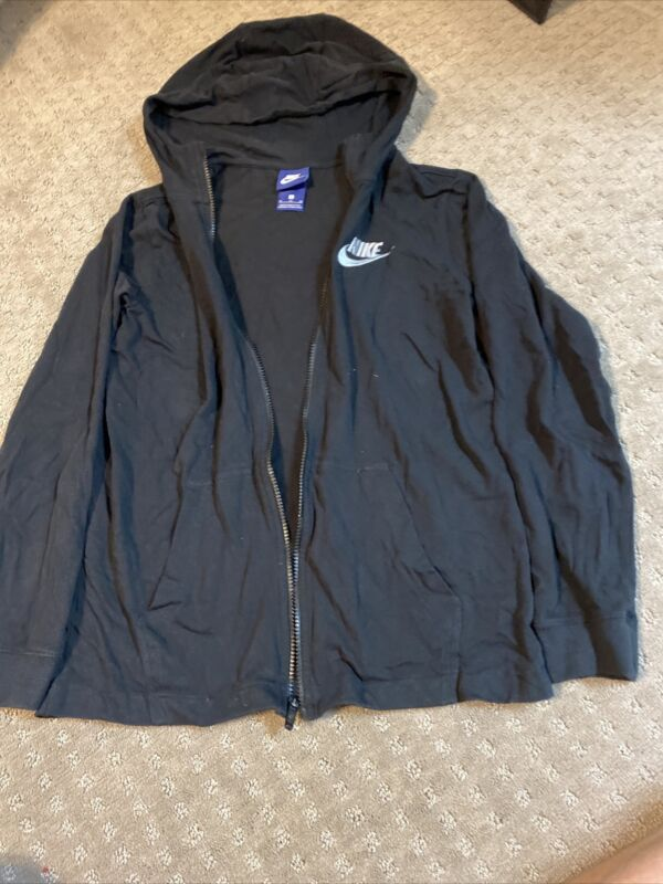BOYS JACKETS--NIKE XL BLACK