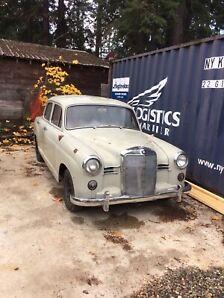 1957 Mercedes
