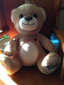Toy-Fi Teddy - Works With Smart Phones