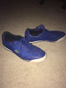 Lacoste shoes for $40