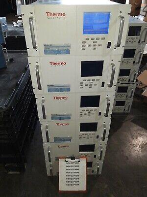 Thermo Scientific Model 43i So2 Analyzer Used