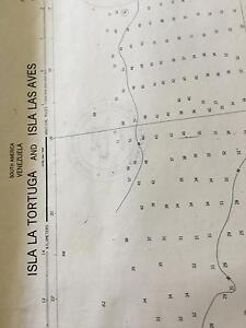 Sailing Navigation Charts ... Mansfield Brisbane South East Preview