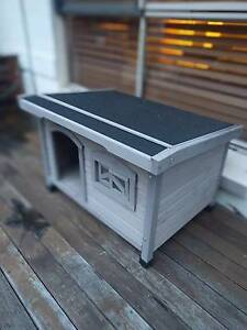 Dog Kennel with hinge lid Lidcombe Auburn Area Preview