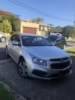 2015 Holden Cruze Sedan Southport Gold Coast City Preview