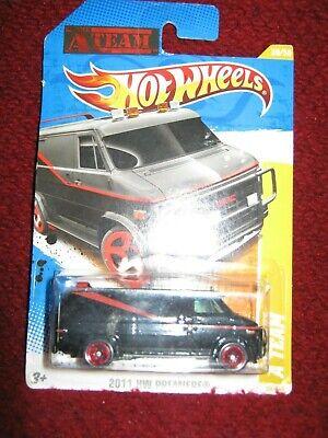 Hot Wheels 2011 Premiere A Team GMC Van