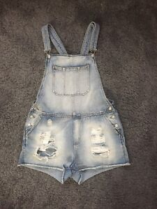 Women's Overall Shorts
