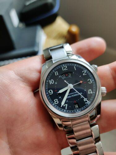 Girard Perregaux 4940 Traveler II Time Zone Alarm - watch picture 1