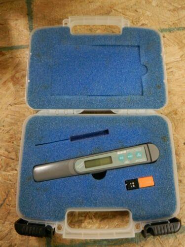 Misco DFR 2A-L Refractometer Digital Fiberoptic Sensor (Sodium Hydroxide MOL)