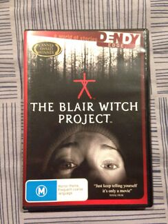 The Blair Witch Project DVD  Berwick Casey Area Preview