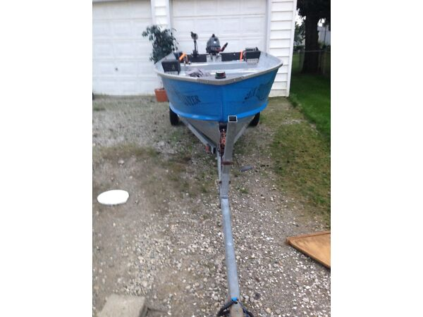Used 2016 Starcraft seahunter