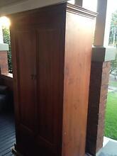 Wooden Walldrobe Epping Ryde Area Preview