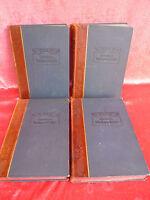 4 Antiguo Libros__ilustrado Historia Del Mundo__4 Volúmenes___ -  - ebay.es