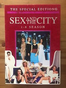 Sex and the City tv series various seasons episodes R 1 2 3 Bonbeach Kingston Area Preview