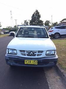 2002 Holden Rodeo Ute Winston Hills Parramatta Area Preview