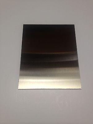 116 X 4 X 8 Aluminum Plate .0625 5052 Aluminum