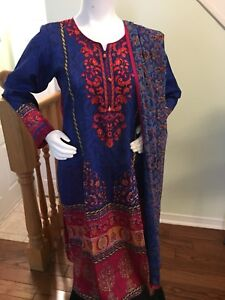 Spring Pakistani and Indian dresses