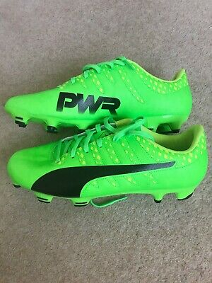 Puma EvoPower 4 boots - size 8