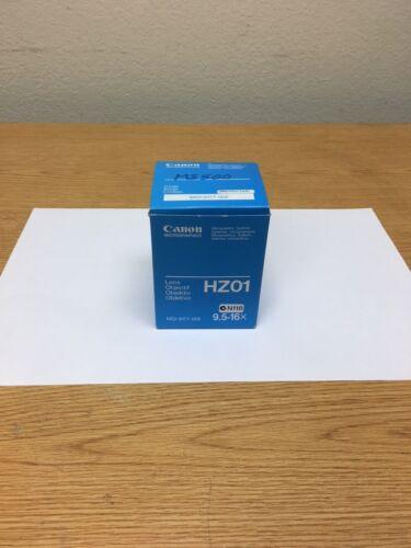CANON MICROGRAPHICS ZOOM  LENS HZ01  /MG1-8177-002