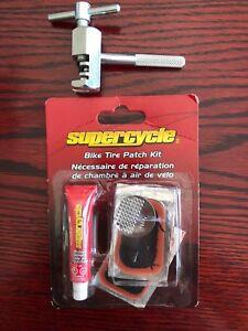 Bike tire patch kit(Vélo)