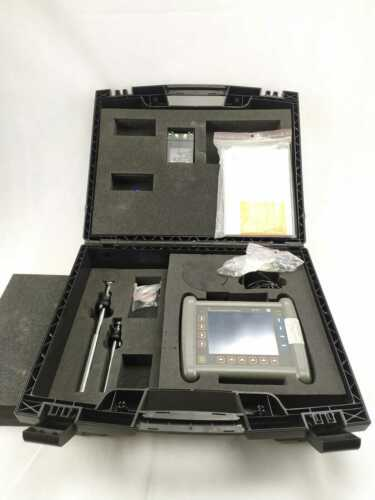 GE MIC 20 Portable Hardness Tester NDT Rockwell HRC General Electric