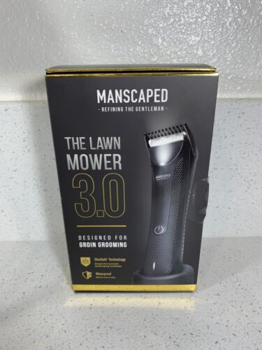 NEW MANSCAPED LAWN MOWER 3.0 GROiN GROOMiNG SKiN SAFE WET SH